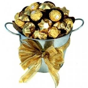Bucket of Chocolates
