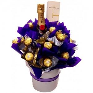 Moet & Chocolates
